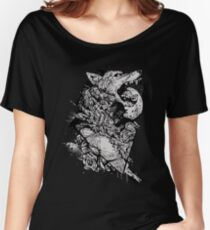 Werewolf Therewolf Women's Relaxed Fit T-Shirt