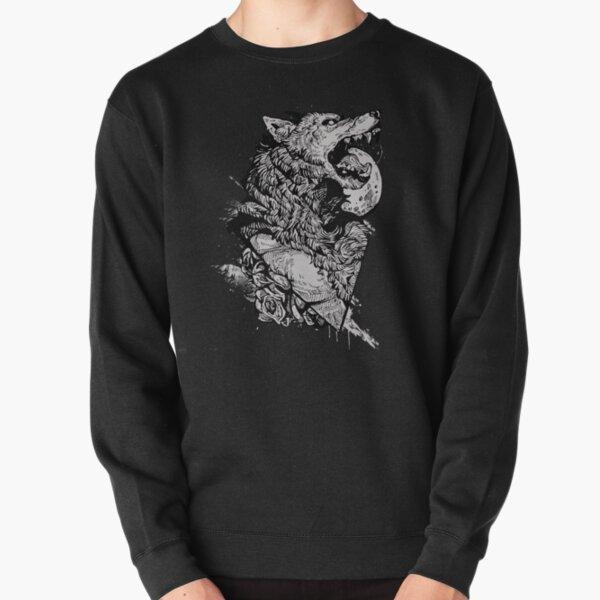 Werewolf Therewolf Pullover Sweatshirt