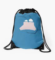tick Drawstring Bag