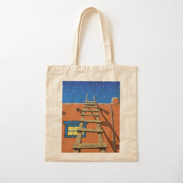 Passage to the Stars Cotton Tote Bag