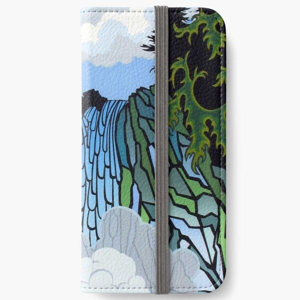 Snoqualmie Falls iPhone Wallet