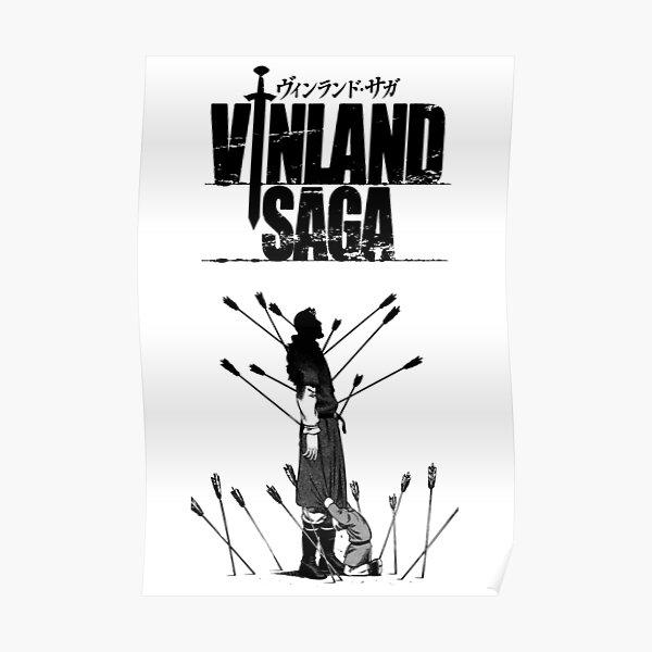 Saga du Vinland - Thors Poster