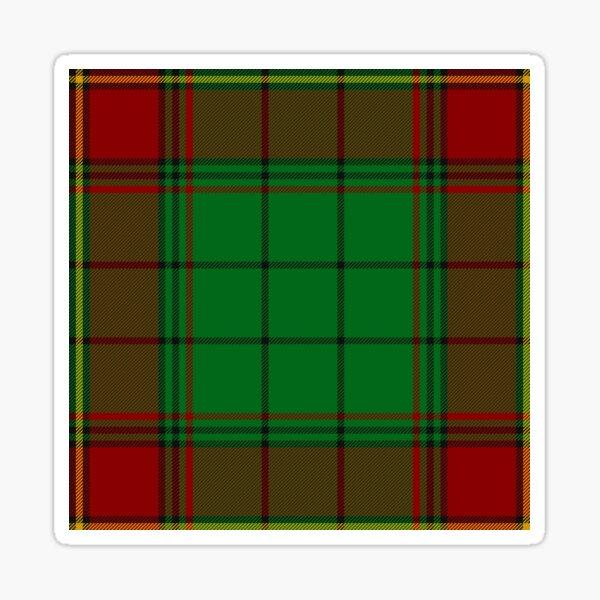 Ulster Tartan Sticker