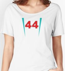 #44 Women's Relaxed Fit T-Shirt