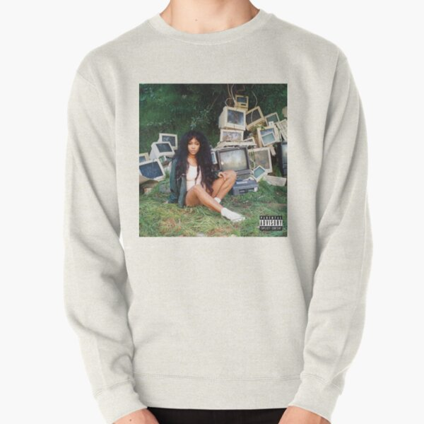 Sza Pullover Sweatshirt
