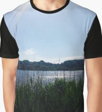 Welsh landscape Graphic T-Shirt