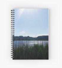 Welsh landscape Spiral Notebook