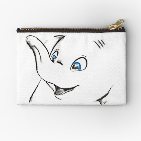 Where Pictures Shine - Dumbo Zipper Pouch
