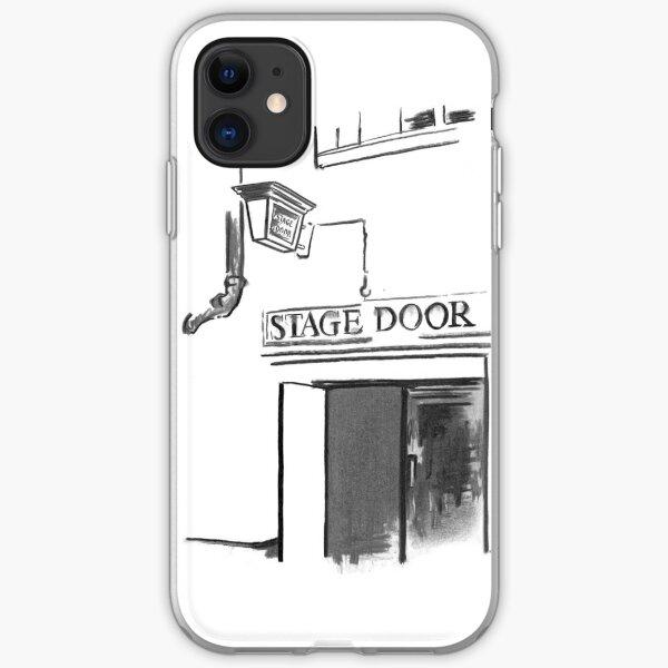 Stage Door London - Lyceum Theatre iPhone Soft Case