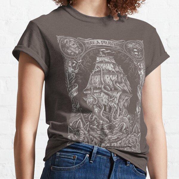 Prayer for the Seafarer Classic T-Shirt