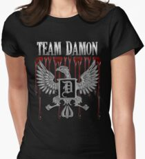 Team Damon Blood Crest T-Shirt