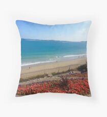Welsh Landscape Photography Throw Pillow