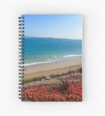 Welsh Landscape Photography Spiral Notebook