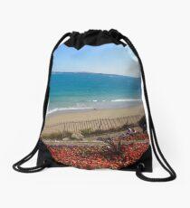 Welsh Landscape Photography Drawstring Bag
