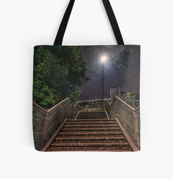 stairs All Over Print Tote Bag