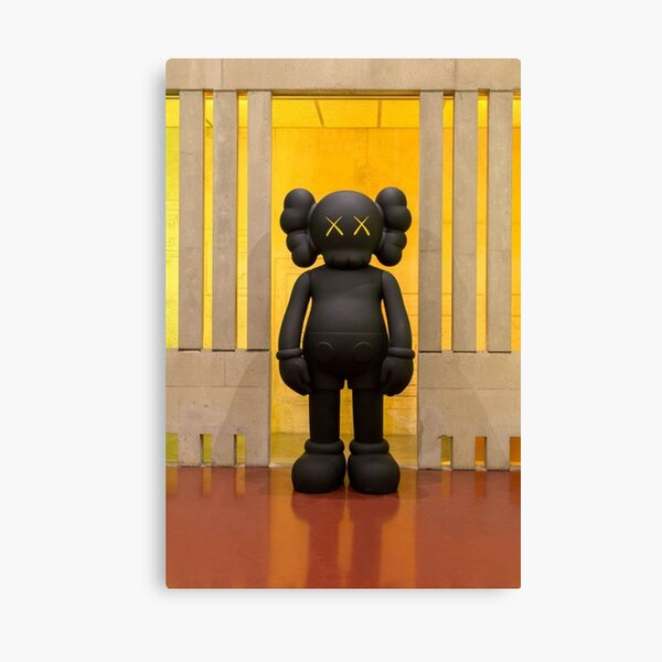 robotic stand up Canvas Print
