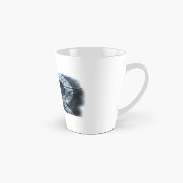 Decred the Armored Lizard ™ 'Design timestamped by https://timestamp.decred.org/' Tall Mug