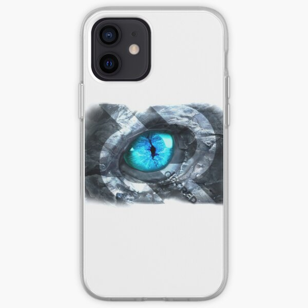 Decred the Armored Lizard iPhone Soft Case