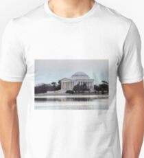 Jefferson Memorial  Unisex T-Shirt