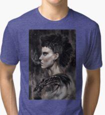 salander Tri-blend T-Shirt