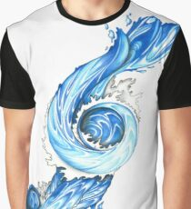 Watermark Graphic T-Shirt