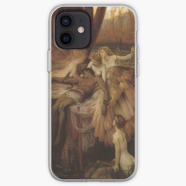 Herbert Draper - The Lament for Icarus iPhone Soft Case