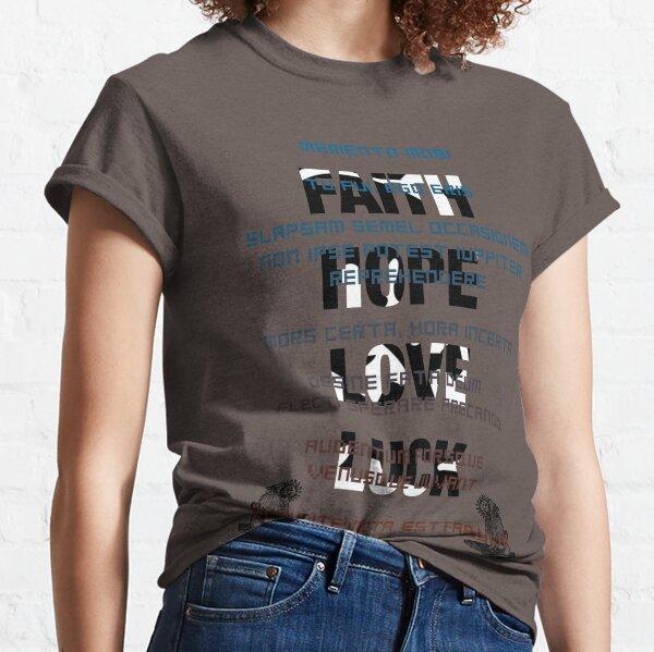 Zero Escape latin phrases Classic T-Shirt