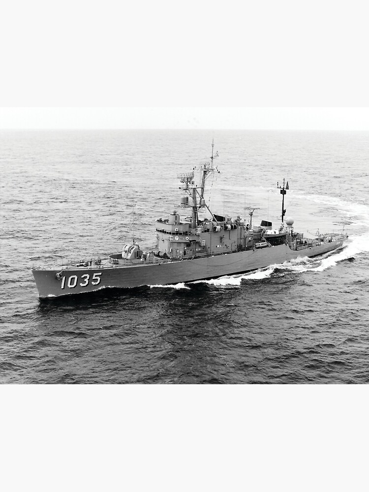USS CHARLES BERRY (DE-1035) SHIP'S STORE by militarygifts