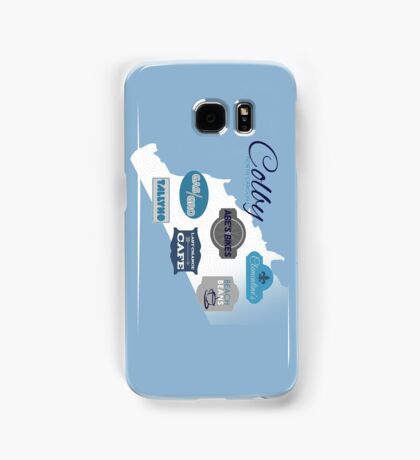 Visit Colby Samsung Galaxy Case/Skin