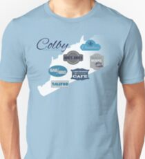 Visit Colby Unisex T-Shirt