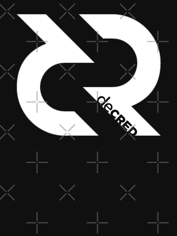 Decred Logo v1 by OfficialCryptos