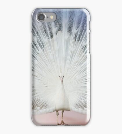 Peacock Finery iPhone Case/Skin