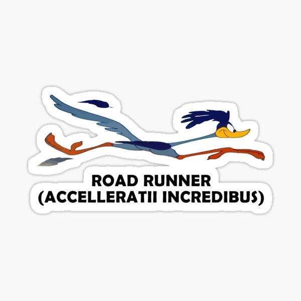 Roadrunner et El Coyote 7 Sticker