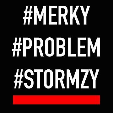 Stormzy #MERKY  by cal10
