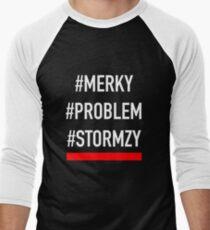 Stormzy #MERKY  Men's Baseball ¾ T-Shirt