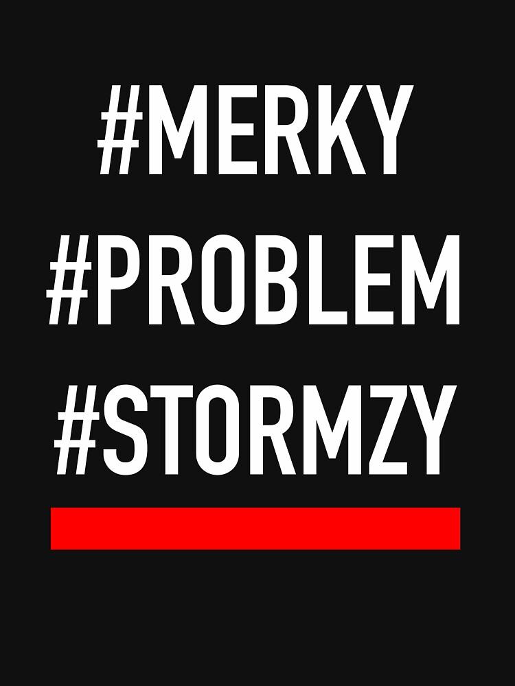 TShirtGifter presents: Stormzy #MERKY    Unisex T-Shirt