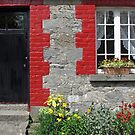 Cottage Window by Ethna Gillespie