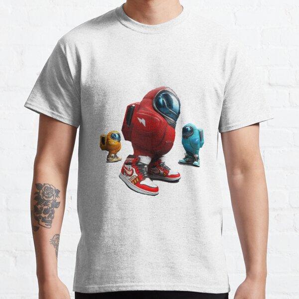 parmi nous goutte à goutte T-shirt classique