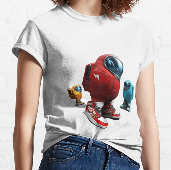 among us drip Camiseta clásica