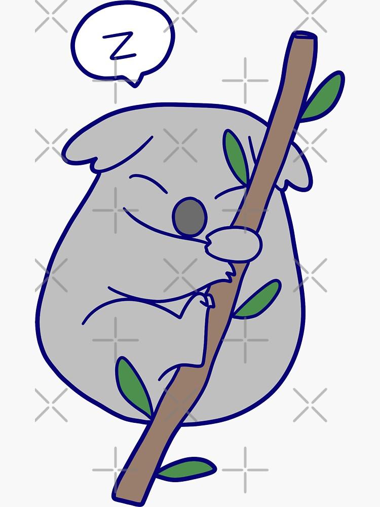 pequeño koala de SaradaBoru