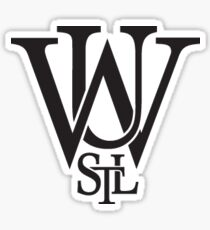 wash u formal logo 3 Sticker