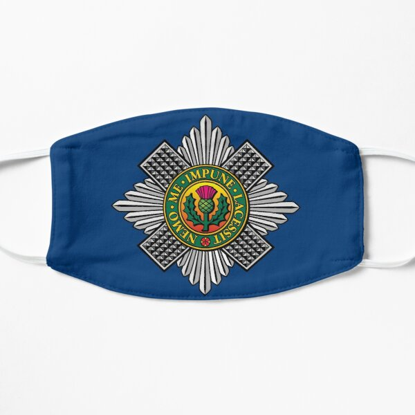 THE SCOTS GUARDS Flat Mask