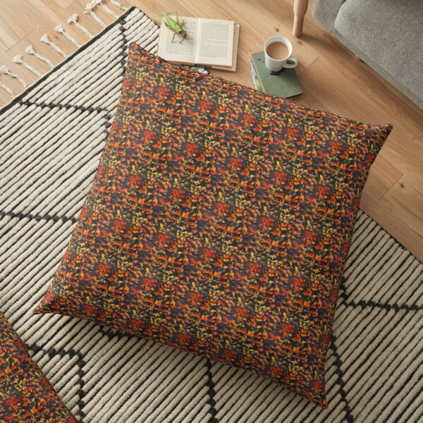 Autumn Floor Pillow