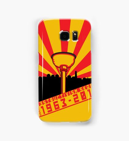Dalek Destructivism Samsung Galaxy Case/Skin