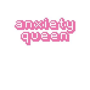 Anxiety Queen 2 by icecreamonster