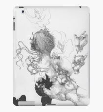 Circular Destruction iPad Case/Skin