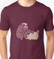 Sloth and Pug T-Shirt