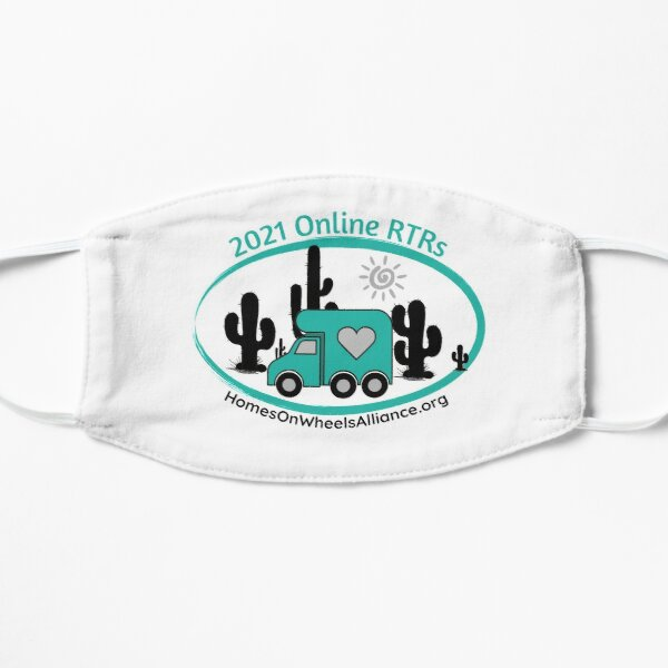 2021 Online RTRs Flat Mask