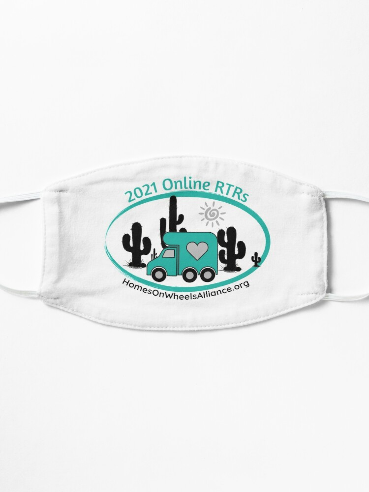 Alternate view of 2021 Online RTRs Mask