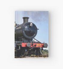 Hercules 4277 Steam Engine, South Devon Hardcover Journal